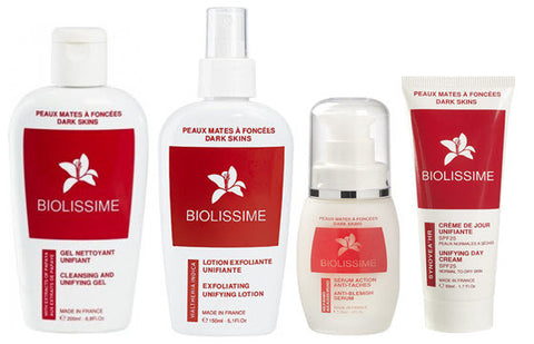 Anti Blemish Program For Normal/Dry Skins , Anti Blemish Program - Biolissime, Nijala