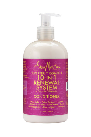 SUPERFRUIT COMPLEX 10-IN 1 RENEWAL SYSTEM CONDITIONER , Conditionners - Shea Moisture, Nijala