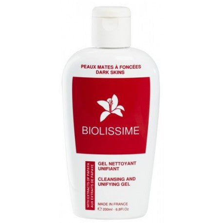 Cleansing and Unifying Gel , Face Cleansers - Biolissime, Nijala