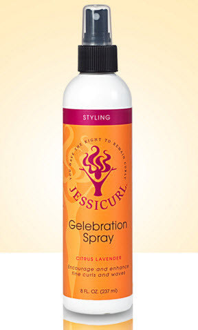 Gelebration Spray , Styling - Jessicurl, Nijala