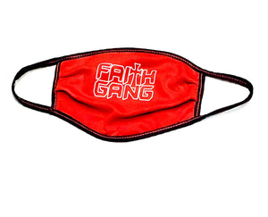 Faith Gang Red Mask