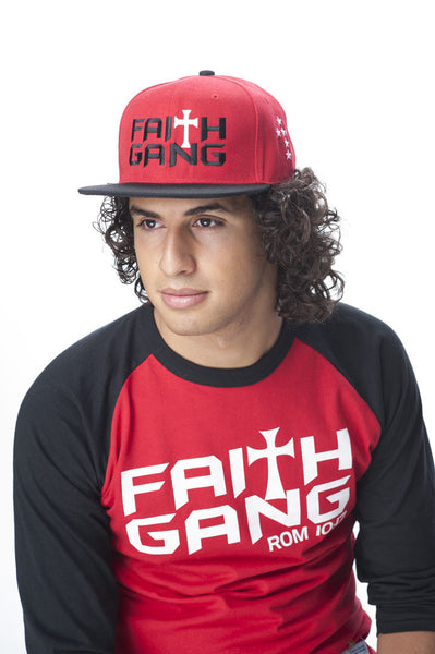 Faith Gang Snapback
