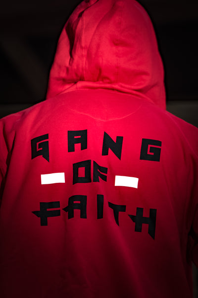 Gang Of Faith Zip Hoodie