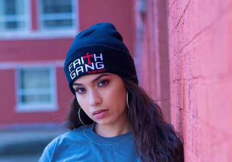 Faith Gang Beanie