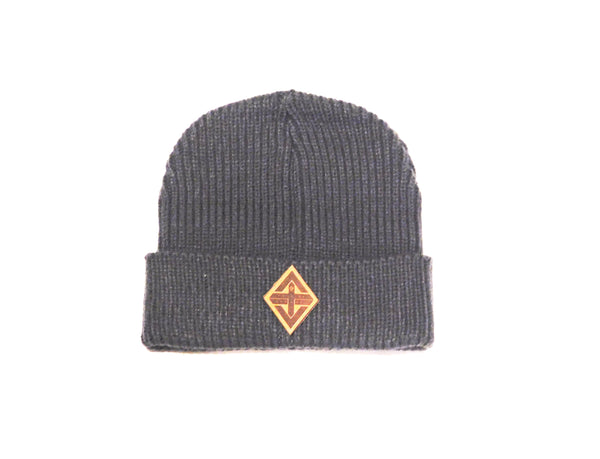 Faith Gang Caviar Dreams Beanie (two color options)