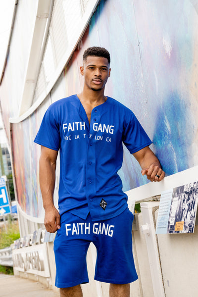 Faith Gang Unisex Premium Shorts (multiple color options)
