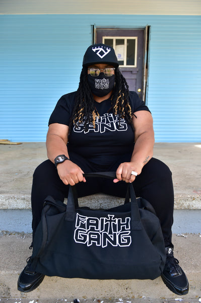 Faith Gang Duffel Bag (multiple color option)