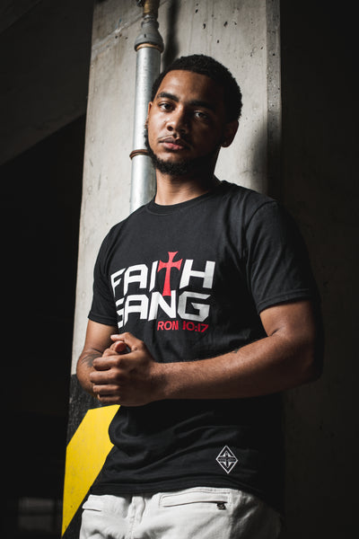 Faith Gang Unisex Classic Tee (multiple color options)