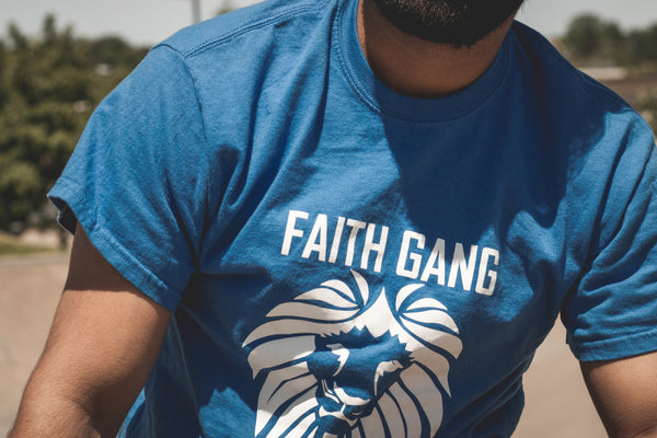 Faith Gang Over Everything Unisex Tee (multiple color options)