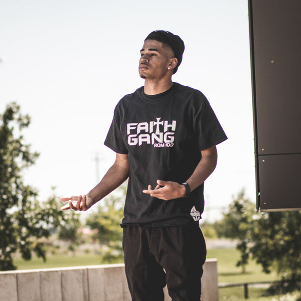 Faith Gang Unisex Tee (Multiple color options)