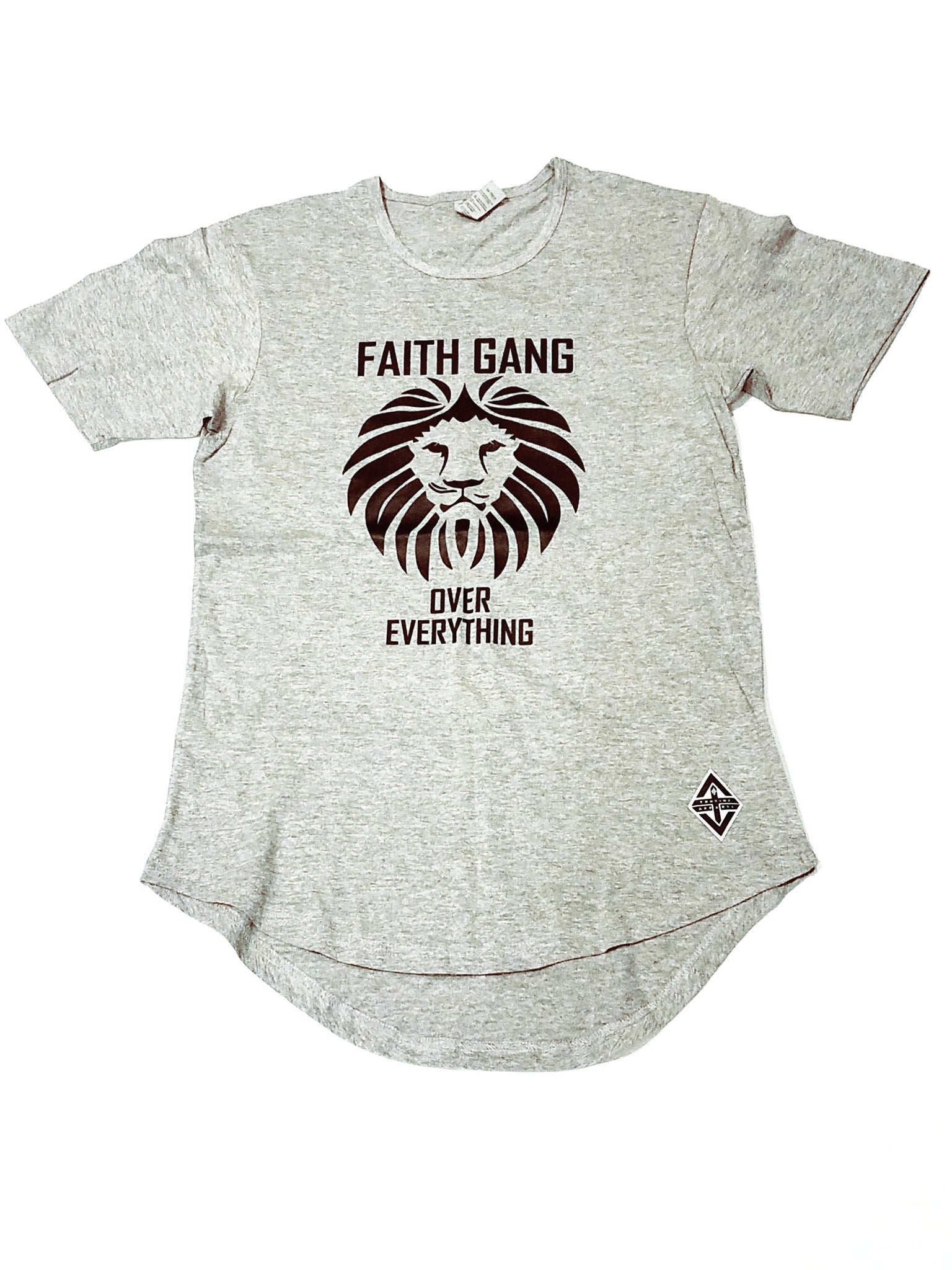 Faith Gang  Over Everything Unisex Scoop Tee