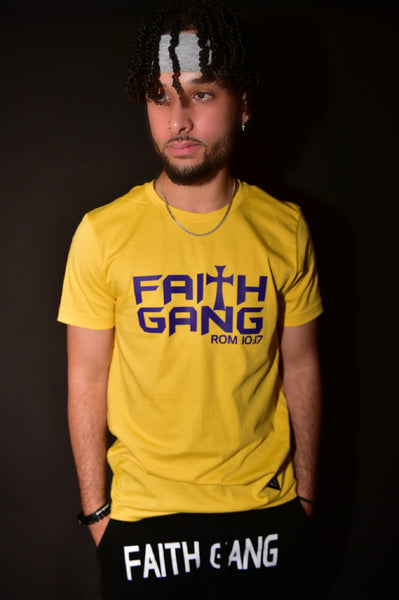 Faith Gang Unisex Laker Edition