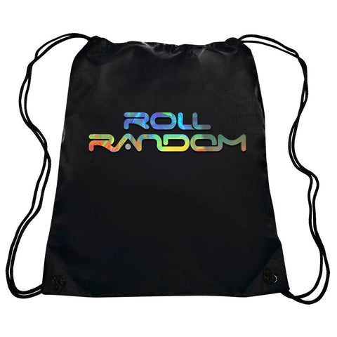 RR Holographic Rave Satchel