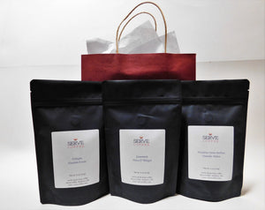 Serve Coffee Thanksgiving Coffee Gift Sampler