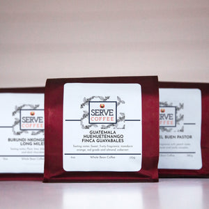 Serve Coffee Single Origin Select Subscription - Personal