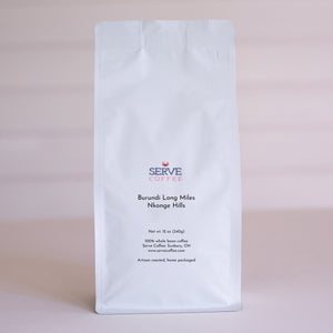 Coffee Club Gift - 3 Months - Serve Coffee