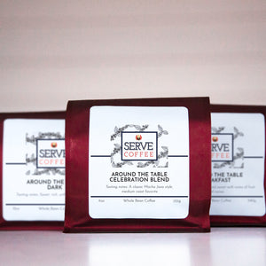 Classic Blends Holiday Coffee Sampler -Coffee Gift - Serve Coffee