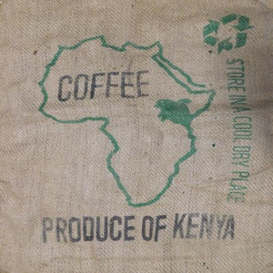 Kenya Nyeri AA - Green coffee - Serve Coffee
