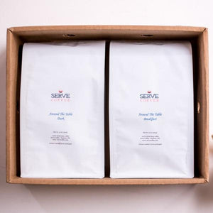 Classic Blends Coffee Sampler - Coffee Gift -Serve Coffee