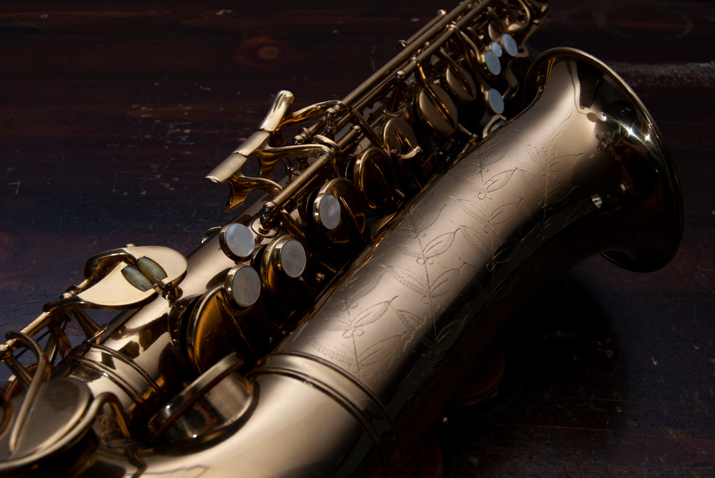 The Conn 28M Alto Saxophone