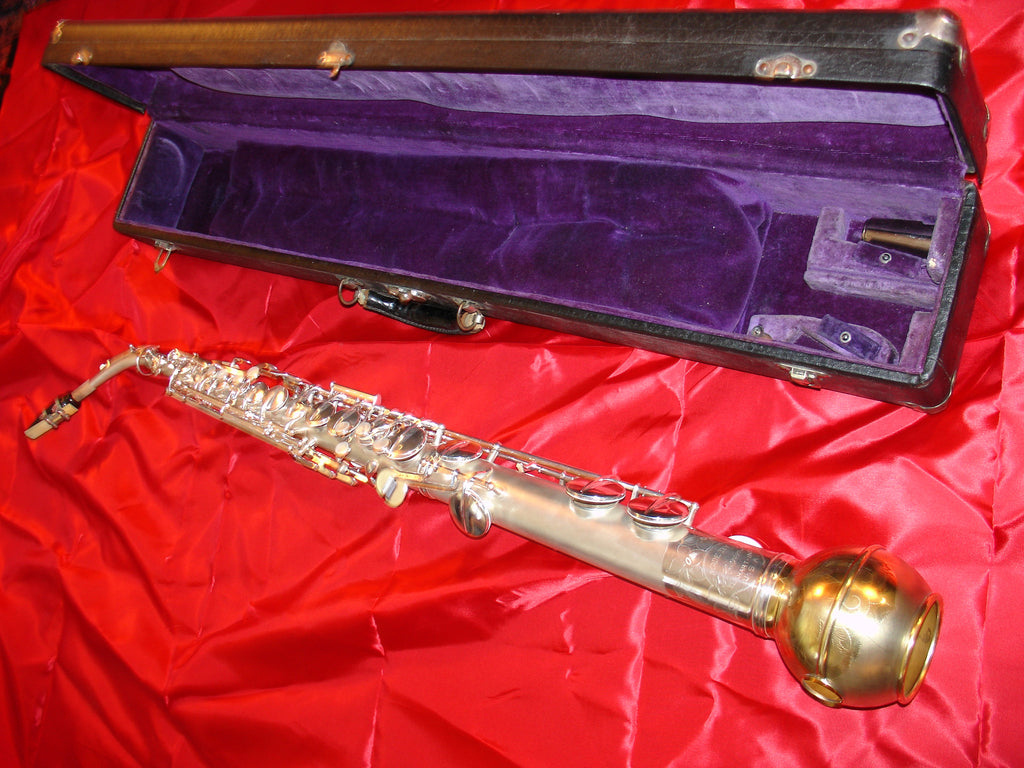 The New Wonder Conn-O-Sax in F