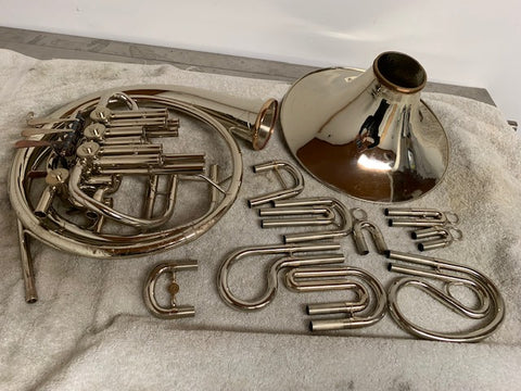 What's on My Bench? Holton H279 French Horn