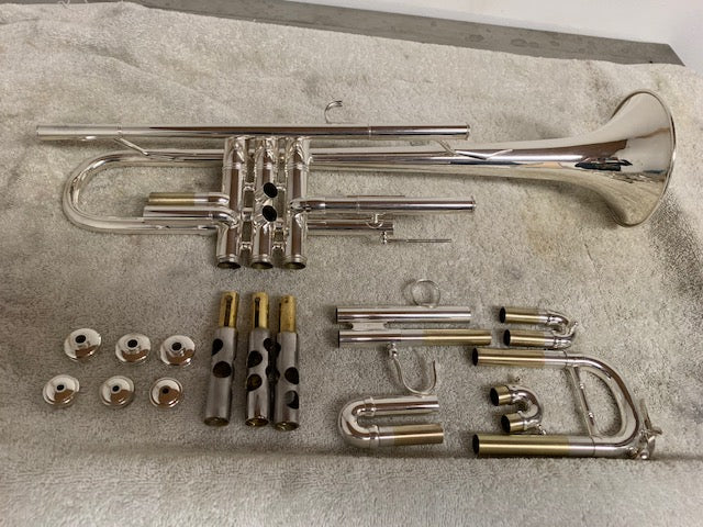 What's on My Bench? 3 MLP LA Benge Trumpet