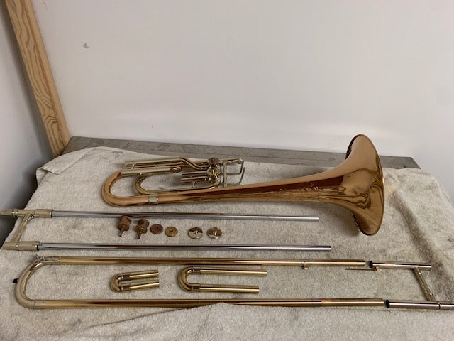 What's on My Bench? Conn 62H Trombone
