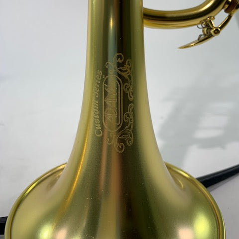 What's on My Bench? A Spectacular Adams A1 Trumpet!