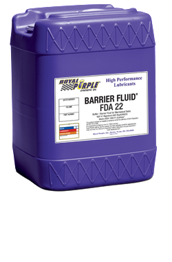 Royal Purple Barrier Fluid FDA