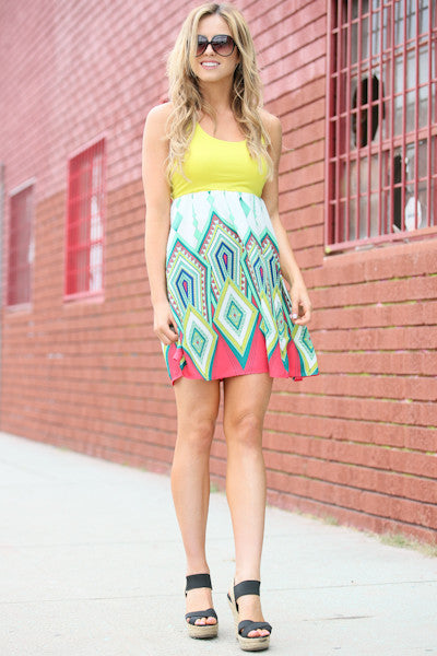 My Sunshine Dress - Bloom and Snow Boutique