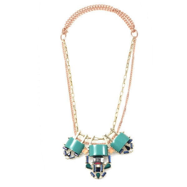 Jade Necklace - Bloom and Snow Boutique