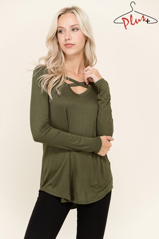 Alyssa Top - Bloom and Snow Boutique