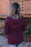 Wine Jacket - Bloom and Snow Boutique