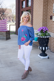Sweet Love Top - Bloom and Snow Boutique