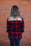 Pretty In Plaid - Red - Bloom and Snow Boutique