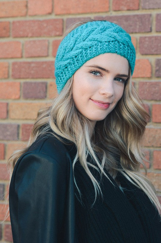 Crochet Headband - Bloom and Snow Boutique