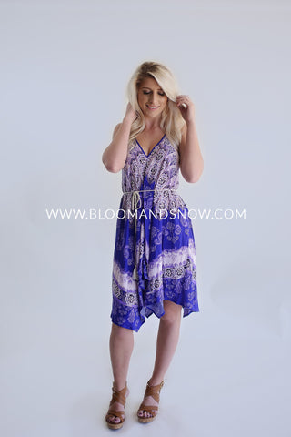 On Island Time Dress