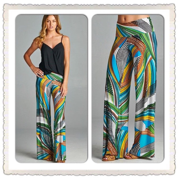 Lady of different strips - Bloom and Snow Boutique