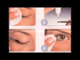 How to apply the eyelash serum- CLICK HERE