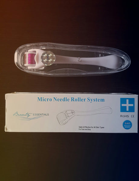 Single Head Derma Roller (1.0mm)