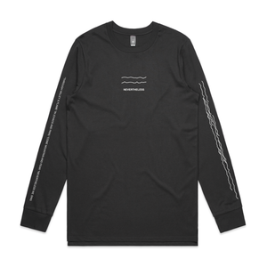 """Nevertheless"" Long Sleeve Tee"