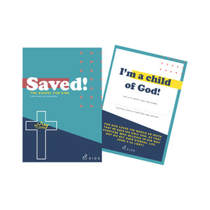 Saved! The Gospel for Kids
