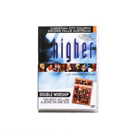 Higher/Prophesy - DVD