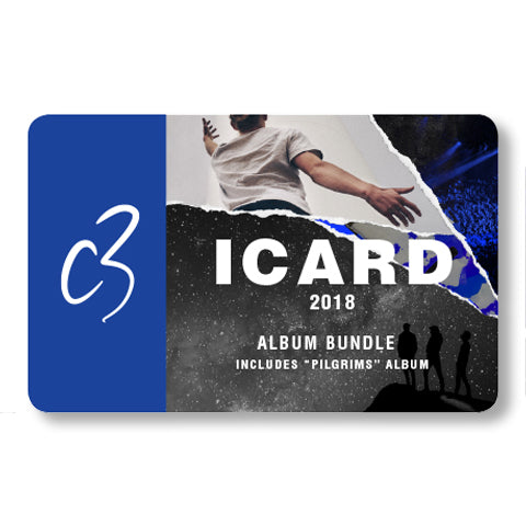 ICard 2018 + PILGRIMS Album (Conference Recordings)