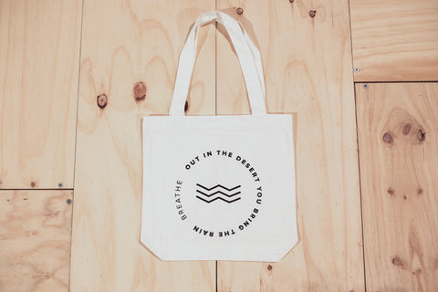 Tote Bag - C3 Music Breathe Merch