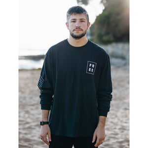 """FREE"" Long Sleeve Tee"