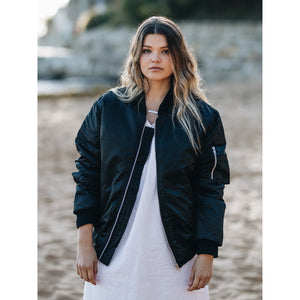 """FREEDOM"" Bomber Jacket"