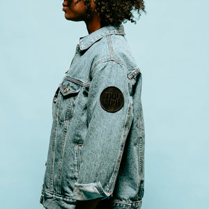 """Triumph"" Denim Jacket (Female)"