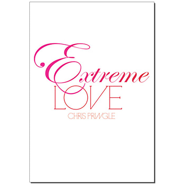 Extreme Love DVD by Chris Pringle